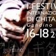Da sabato 10 e fino a domenica 18 settembre si svolge a Gandino (BG) il primo festival internazionale di chitarra. Il cartellone di questa prima edizione si onora della presenza di alcuni tra i piu'...