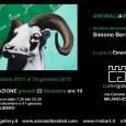 Inaugurazione della mostra personale dell'artista varesino Simone Berrini - giovedì 22 dicembre 2011, ore 19.00