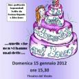 """""""La Bella addormentata nel bosco...  quello che non vi hanno mai detto..."""" domenica 15 gennaio doppio spettacolo al Theatro del Vicolo, in Vicolo Asdente 9/B a Parma."""