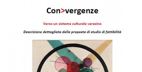Il progetto Con>vergenze – proposta di studio di fattibilità per la creazione di un sistema culturale varesino – è stato ammesso e finanziato da Fondazione Cariplo con l'importo di 11.000 €, nel quadro del Bando...