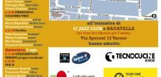 """Venerdì 1, sabato 2 e domenica 3 agosto avrà luogo """"VaJazzFestival"""", iniziativa di 67 Jazz Club e Bagatella che si terrà negli spazi antistanti la Bagatella, Giardinetto Zanzi, Via dei Bersaglieri, Via Speroni a Varese. Il programma dei concerti è ad ingresso libero e grauito."""