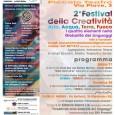 Il 27 e 28 Settembre 2014 presso il Piccolo Teatro di Cazzago Brabbia (Va) e il Teatro G. Niemen di Biandronno (Va) si terrà il 2° Festival della Creatività dal tema Aria Acqua Terra Fuoco. I quattro elementi nella Globalità dei Linguaggi.