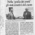 Domenica 5 ottobre alle ore 11:00 a Saronno, nella sala del Balindo di Villa Gianetti, il professor Vittorio Cozzoli, presenterà una via nuova per la conoscenza dei poeti e delle loro poesie. Cozzoli, poeta e...
