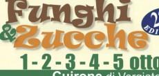 """Come ormai tradizione durante la prima settimana di ottobre il bel borgo di Cuirone di Vergiate diventa il teatro di """"Funghi&Zucche"""", la """"Mostra agricola, naturalistica, ambientale e di cultura contadina"""" promossa da Legambiente in collaborazione..."""