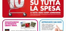 Domenica 26 ottobre Coop festeggia con la festa del socio a Varese con diverse iniziative.Offrirà diversi spunti di degustazione in tutto il negozio su diversi temi per grandi e per piccini. E non dimentichiamo il 10% sul totale della spesa.