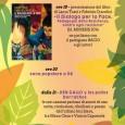 """Sabato 18 ottobre, presso il Circolo Culturale """"Il Farina"""", via S. Giuseppe 180, Cassano Valcuvia (Va), alle ore 18 si terrà la presentazione del libro di Laura Tussi e Fabrizio Cracolici """"Il dialogo per la pace. Pedagogia della Resistenza contro ogni razzismo"""". A seguire, ore 20, cena popolare e infine ore 21, Den Gallo y los pollos borrachos."""