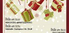 """Domenica 21 Dicembre 2014, La Piccola Compagnia Instabile propone un evento imperdibile per chi ancora non è """"entrato"""" in spirito natalizio. La giornata prederà il via alle ore 10.00 con il mercatino dell'artigianato che conterà..."""