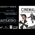 Venerdì 9 gennaio al Teatrino Santuccio di Varese alle ore 19.30 si terrà un aperitivo culturale a cura di Edizioni d'Este e in compagnia di Cortisonici, alle ore 21 Cinemalteatro (film teatralizzati in 20 minuti).  I Cortisonici raccontano i loro 10 anni di contagiosa passione cinematografica all'insegna del corto.