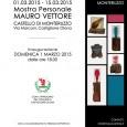"""DOMENICA 1 MARZO alle ORE 17,00 nella prestigiosa sede del CASTELLO DI MONTERUZZO, si inaugurerà la mostra """"IN CERCA DELLA LUCE"""" con opere di MAURO VETTORE. La mostra, ad INGRESSO LIBERO, sarà VISITABILE fino a domenica 15 MARZO il SABATO e la DOMENICA con ORARIO 10.00 - 18.00 ed in settimana su PRENOTAZIONE."""