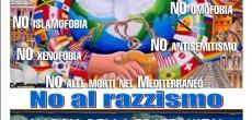 """In occasione della giornata internazionale per l'eliminazione della discriminazione razziale, il movimento Ubuntu Varese organizza e promuove per sabato 21 marzo, ore 15.00 in piazza della Repubblica a Varese  una """"marcia della fraternità"""" per affermare che senza solidarietà non c'è futuro."""