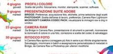 Dal 4 al 30 giugno, dalla collaborazione tra Foto Club Varese e Arci Varese, la proposta di un corso assolutamente unico di fotografia digitale e fotorittocco, quattro lezioni su: