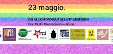 """""""I CATTIVI"""" IN PIAZZA PER DIFENDERE VARESE DALL'OMOFOBIA  Sabato 23 maggio alle 15:30 in Piazza San Giuseppe a Varese si terrà una manifestazione dal titolo """"I Cattivi in Piazza per difendere Varese dall'omofobia"""","""