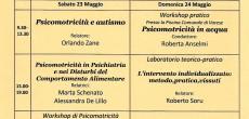 """Sabato 23 maggio e domenica 24 maggio, lo Studio di Psicomotricità di Roberto Soru, in via Vergani 1 Varese, organizza """"Dare Senso. Psicomotricità e diversità"""", due giornate di Studio e di lavoro."""