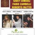 Sabato 25 luglio si terrà l'ultimo appuntamento con la Bagatella di Varese, per l'occasione è stato organizzato un aperitivo in jazz con Giusy Consoli, Fabio Zambelli alla chitarra e infine Roberto Mattei al contrabbasso.