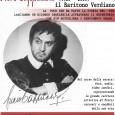 Giovedì 19 novembre alle ore 21 presso la Biblioteca Frera di Tradate in via Zara 37, è in programma la serata dedicata a  Piero Cappuccilli - Il baritono verdiano.