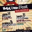 Molla l'Osso Fest, tre giorni di eventi sportivi, musicali e gastronomici in programma da venerdì 14 a domenica 16 settembre nell'Area Feste di Casorate Sempione (Varese).