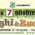 """Compie vent'anni """"Funghi e zucche"""", l'annuale appuntamento d'autunno di Legambiente che fa il punto sul mondo agricolo locale."""