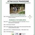 Borgo di Mustonate Italian Heritage presenta sabato 6 e domenica 7 ottobre il concorso internazionale attacchi di tradizione.
