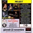 Giovedì 22 Novembre, prosegue la rassegna Ffiteen for Jazz at miv Cafè, con inizio  alle ore 21.30. Sarà di scena il Jazz Quintet Back to Hardbop, del trombettista Mauro Brunini, con Tullio Riccci al sax tenore, Michele Franzini al piano, il contrabbassista Roberto Mattei e alla batteria, Nicola Stranieri.
