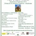 Domenica 20 gennaio, con la collaborazione della Fondazione Comunitaria del Varesotto Onlus.