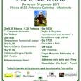 Domenica 20 gennaio, per tutta la giornata, si terrà il Falò di Sant'Antonio presso la Chiesa di SS Antonio e Caterina, Borgo di Mustonate (Varese). Con la collaborazione della Fondazione Comunitaria del Varesotto Onlus.