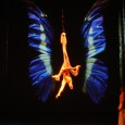 """Sabato 16 Febbraio alle ore 21.00 il Teatro Giuditta Pasta di Saronno presenta la compagnia Arsenal nello spettacolo """"L'arca-The Ark"""",regia di Julie Lachance uno spettacolo che fonde musica, danza, arte circense e nuove tecnologie."""