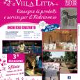La storica ed incantevole Villa Borromeo Visconti Litta ospiterà nei giorni 8-9-10 febbraio 2013, la terza edizione di SPOSI a Villa Litta. Una rassegna/evento dedicata ai prodotti e servizi per il matrimonio.