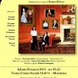 """Sabato 23 Marzo debutterà, al Teatro Sociale Club 74 di Mendrisio (Via Agostino Maspoli 8), il nuovo spettacolo del Teatro della Voce: """"La Pamela nubile"""" di Carlo Goldoni. Si tratta della prima rappresentazione assoluta in svizzera di quest'opera, che andrà in scena alle ore 20.45."""