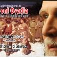 Venerdì 19 Aprile, alle ore 21.00, presso l'Auditorium di Gavirate, ci sarà un incontro con protagonista Moni Ovadia per parlare della dignità del lavoro e dell'uomo. L'ingresso è libero,mentre sarà da donare una quota per […]