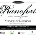 Venerdì 21 giugno, alle ore 21, presso il Castello Visconti di San Vito a Somma Lombardo, il maestro Adalberto Maria Riva interpreterà al pianoforte brani di Medelsshon, Schubert, Chopin e Liszt. L'evento beneficia del Patrocinio […]