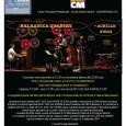 Sabato 28 settebre, alle ore 21.00, presso l'Auditorium del CFM di Barasso (VA) Via Don Basilio Parietti 6, si terrà il concerto de il Balkanica Quartet e Achille Succi (Achille Succi, saxes and clarinet – […]