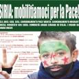 SIRIA: mobilitiamoci per la Pace! E' il titolo dell'evento promosso per venerdì 25 ottobre dalle 19.30 alle 23.00 al Teatro Santuccio di via Sacco 10 a Varese, che mobilita un comitato di associazioni impegnate ad […]