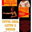 """Lunedì 10 marzo, presso Spazio Scopricoop di Varese, Marina De Juli presenta """"Tutta casa, letto e chiesa"""". Ingresso libero fino ad esaurimento posti."""