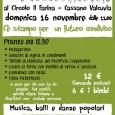 """Domenica 16 novembre al circolo Il Farina di Cassano Valcuvia si terrà """"PATATRACK! """"C'è s/campo per un futuro condiviso""""   Alla sua seconda edizione, l'evento è stato organizzato dal DES Varese, in […]"""