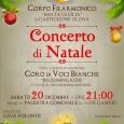 """Il Corpo Filamonico """"Santa Cecilia"""" di Castiglione Olona è una realtà poliedrica e vivace: la sua composizione giovanile (dai 12 anni), perfettamente integrata con i musicisti veterani (fino agli 86!), da anni offre un concerto […]"""