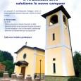 Cinque nuove campane per la comunità di Sant'Alessandro, un borgo di circa 450 abitanti nel Varesotto, nel comune di Castronno. Domenica 14 Dicembre alle ore 10.30 sono previsti festeggiamenti per salutare e benedire le nuove […]