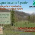 Sabato 30 maggio con partenza alle 15, dai Mulini di Gurone Legambiente  Mulini dell'Olona e Legambiente Varese in collaborazione con le G.E.V. del Parco Valle del Lanza, organizzano una passeggiata, un'occasione per visitare questo territorio ricco di fascino proprio nel momento di maggior rigoglio della natura.