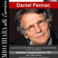 Domenica 1 novembre 2015 alle ore 17.00 verrà conferito il Premio Chiara alla Carriera 2015 a Daniel Pennac, presso il Teatro Sociale di Luino, in corso XXV aprile 16.