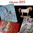 """Nuovi artisti espongono le loro opere per l'edizione2015della mostra""""Pittori a Cavallo""""presso la galleria""""Oriana Fallaci"""" diSomma Lombardo."""