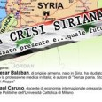 Martedì 5 aprile 2016 alle ore 21.00 presso la biblioteca Frera di Tradate in via Zara 37, si terrà una conferenza sulla crisi siriana.           […]