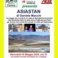 Mercoledì 18 maggio 2016 alle ore 21.00 presso il Centro Incontri di Avigno (VA) in via Oriani 121, l' Angolo dell' avventura propone una videoproiezione del viaggio Asiastana cura di Daniele Macchi.    […]