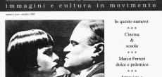 E' online il bando IO, CRITICO Premio Giulia Colella 2016, promosso da Filmstudio 90 di Varese in collaborazione con la rivista di critica cinematografica Cinquanon on line. Il concorso, giunto alla terza edizione e dall'anno […]
