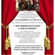 L'Associazione Amici di Padre Franco con il patrocinio del Comune di Malnate presenta sabato 12 novembre alle ore 20.45 (Aula Magna dell'Istituto Comprensivo di via Baracca, 1) uno spettacolo teatrale benefico, il cui ricavato è […]