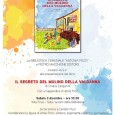 """La Biblioteca comunale """"Antonia Pozzi"""" e Pietro Macchione Editore vi invitano alla presentazione del libro: """"Il segreto del mulino della Valganna"""" di Chiara Zangarini, con un'appendice inedita di Alma Pizzi, l'evento si terrà sabato 3 […]"""