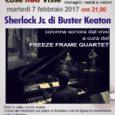 """Martedì 7 febbraio, alle ore 21, presso la Tela di Rescaldina, torna un altro appuntamento con la rassegna """"Cose mai viste"""". Durante la serata verrà proposta la proiezione del film """"Sherlock Jr"""" del grande comico […]"""