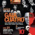 Venerdì 10 febbraio, ore 21.00, presso ilCinema Teatro Nuovo AREA 101 di Olgiate Olona, si terrà una speciale serata, fuori cartellone e anticipatrice della nuova stagione di JazzAltro 2017. Un grande evento, dove, come da […]