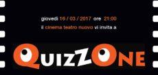 Giovedì 16 marzoil cinema teatro Nuovo di Varese (viale dei Mille, ore 21.00) vi invita a Quizzone, uninedito spettacolo a quiz dedicatoal cinema.Gli spettatori potranno parteciparesingolarmente o a squadrerispondendo in sala, tramitesms, alle domande relative […]