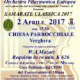 Dopo i successi dell'esecuzione del Requiem di Mozart, il 17 marzo scorso nella Chiesa di S. Croce a Milano e il 20 marzo nella chiesa di S. Gregorio sempre a Milano, domenica 2 aprile, alle […]