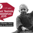 Verrà inaugurata nel giorno del57° Anniversario dei Caduti di Reggio Emilia,venerdì7 luglio 2017, la16^ edizionedelFestival Teatrale di Resistenza, rassegna di teatro civile contemporaneo che si svolgerà dal 7 al 25 luglio nel parco delMuseo Cervi. […]