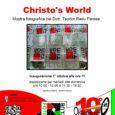 """Da 4 edizioni Teodor Radu Pantea, artista rumeno, partecipa a Oktoberfoto, il tema da lui scelto quest' anno èChristo's World, un mondo di edifici impacchettati.""""Sono sempre stato attratto da questi edifici vestiti in abiti da […]"""